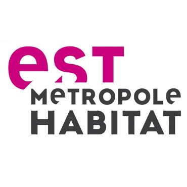 Logo de l'entreprise Est Métropole Habitat
