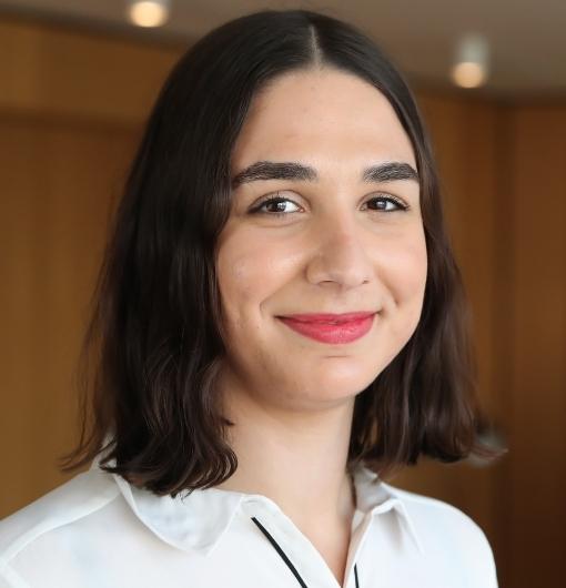 Jade GARNIER:Consultante junior