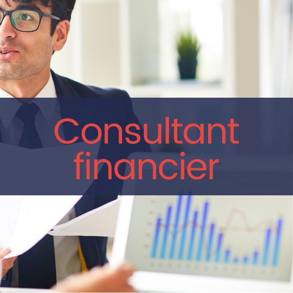 Consultant financier junior H/F