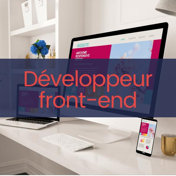 Développeur front-end Angular H/F