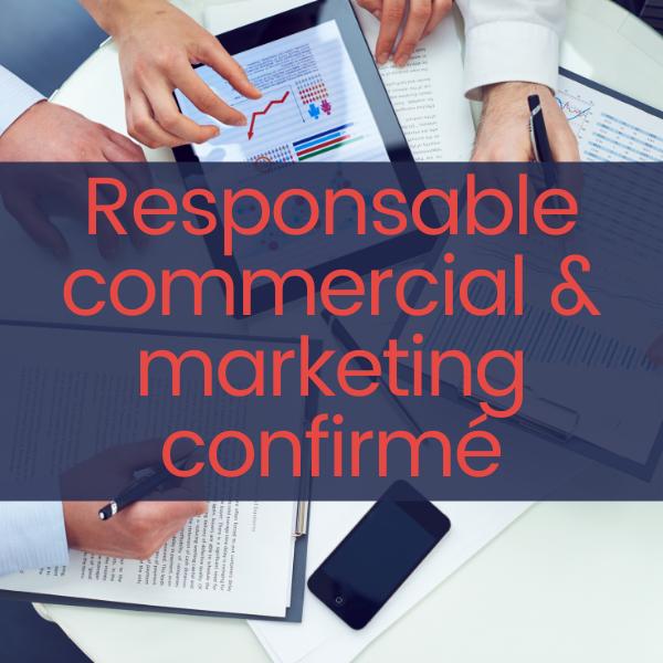 Responsable marketing et communication confirmé H/F