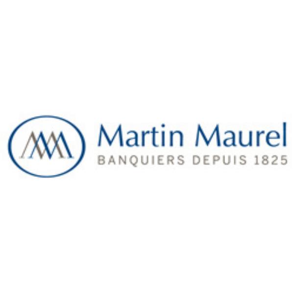 Logo de la société Banque Martin Maurel