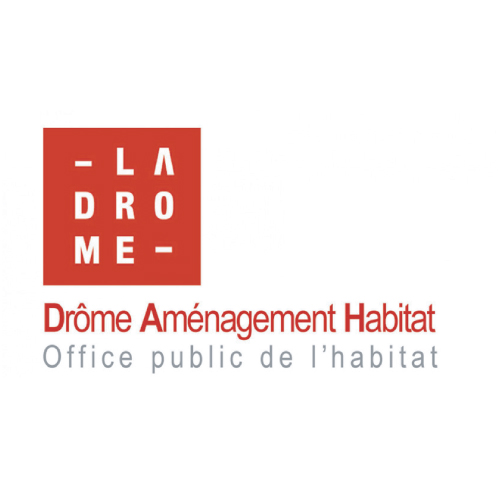 Logo de la société DROME AMENAGEMENT HABITAT