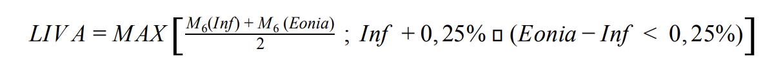 Formule de calcul du taux de Livret A en 2016