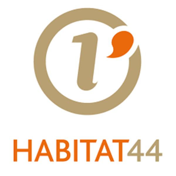 Logo de la société Habitat 44