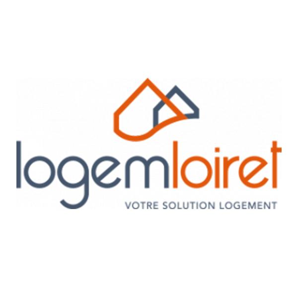 Logo de la société Logemloiret