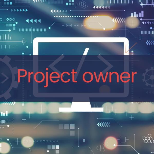 Project owner – Développeur dotNET